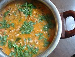 Chawli (black eyed peas) curry
