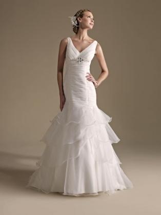 30 best second time bride wedding dresses images on pinterest for Wedding dresses for second time brides