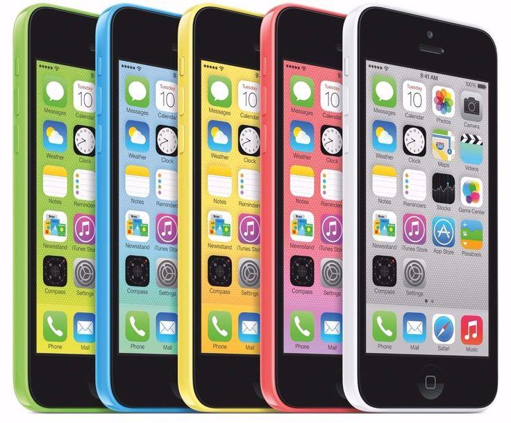 Apple iPhone 5C 8GB-16GB-32GB Unlocked Smartphones | eBay