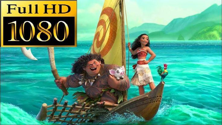Moana: Un Mar De Aventuras Pelicula Completa En Español Latino Disney  2016
