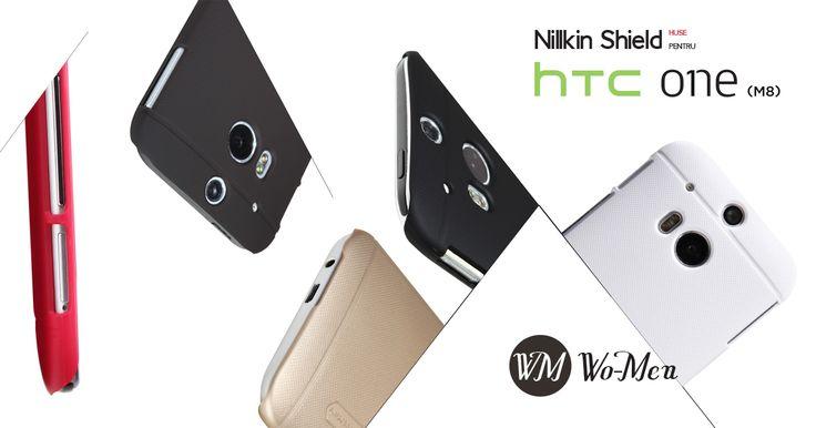Descopera colectia de huse Nillkin Shield pentru HTC M8 si beneficiaza de calitatile acestora!