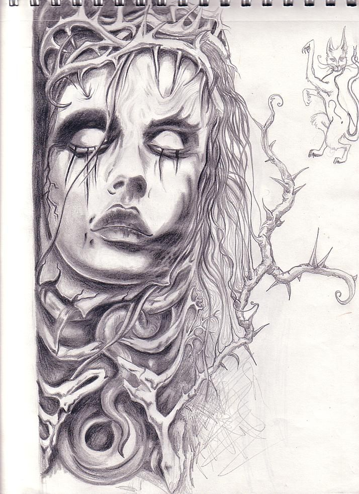 Zombie Face Line Drawing : Pin by cindy pretorius on designs pinterest