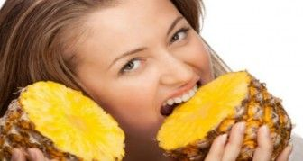See What Happens to Your Breasts When you Eat Pineapple 3 Times a Day!