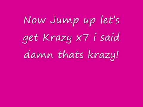 Krazy by Pitbull lyrics