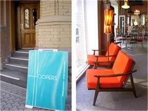 Hoopers Winnipeg - vintage Scandinavian furniture