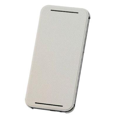Case per HTC ONE (M8) Prodotto ufficiale HTC, realizzato con materiali di alta qualità e dotata di aperture precise in corrispondenza dei connettori, della fotocamera e del microfono, così' non dovrai rimuovere la custodia per utilizzare il telefono.