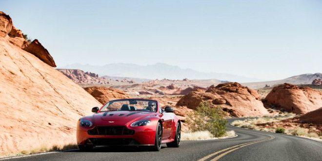 Revealed: The Aston Martin V12 Vantage S Roadster