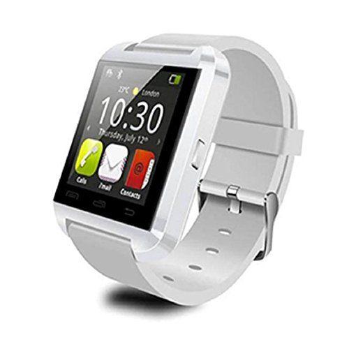 Kolylong U8 1.5 inch Bildschirm Smart-Armbanduhr TFT LCD Bluetooth U8 4.0 for Android Handy (white) müssen Aufladen vor dem Gebrauch - http://on-line-kaufen.de/qaintter56/kolylong-aplus-gv18-v3-0-bluetooth-gsm-nfc-kamera-f-4