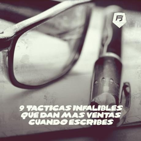 #9Tácticas Infalibles que dan más #ventas cuando escribes http://www.rebeldesmarketingonline.com/blog/9-tacticas-que-dan-mas-ventas-cuando-escribes/