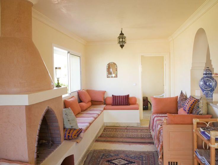 Aglou beach villa holiday Morocco
