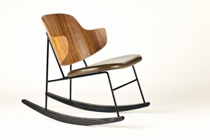 The Penguin Series | Rocking Chair | by Ib Kofod-Larsen