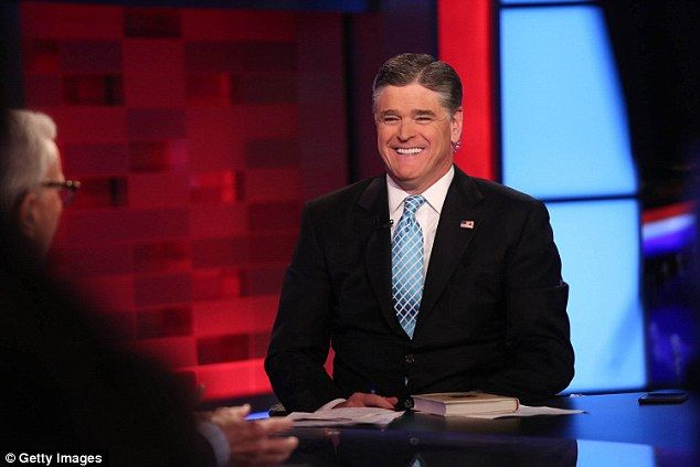 In the money: Sean Hannity made $29 million last year between his Fox News show and his radio talk show