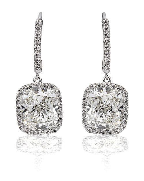 #Diamond Earrings