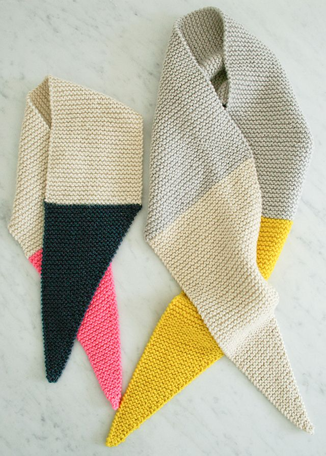 Ravelry: Not a Celebrity Scarf pattern by Village Wools