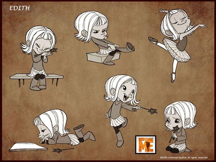 Sheridan Portfolio Tips: Character Design