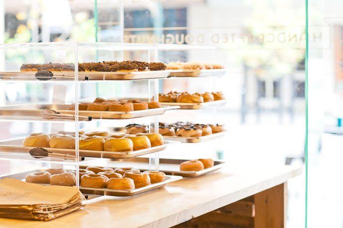 Doughheads - Gourmet doughnuts in Newcastle Mall