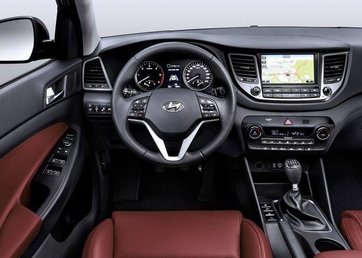 2016 Hyundai Tucson Inside With Images Hyundai Tucson Hyundai