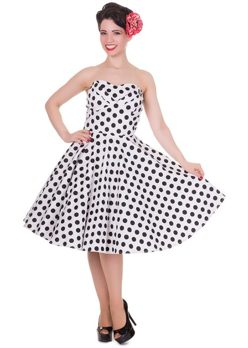 Dolly and Dotty Party Dress