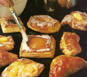 How to Make Danish Pastries: Step-by-Step With Pictures http://thegoodcook.hubpages.com/hub/How-to-Make-Danish-Pastries