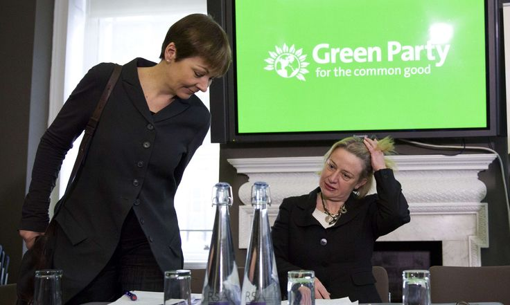 Green party held talks on alliance with SNP and Plaid Cymru -Caroline Lucas
