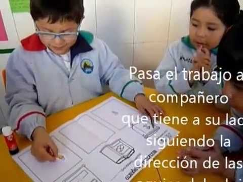Folio giratorio Infantil - YouTube