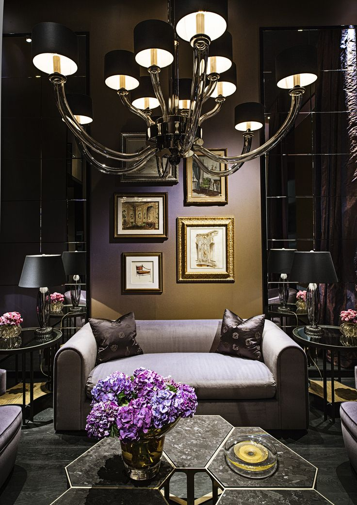 138 best Donghia Showrooms images on Pinterest  Living