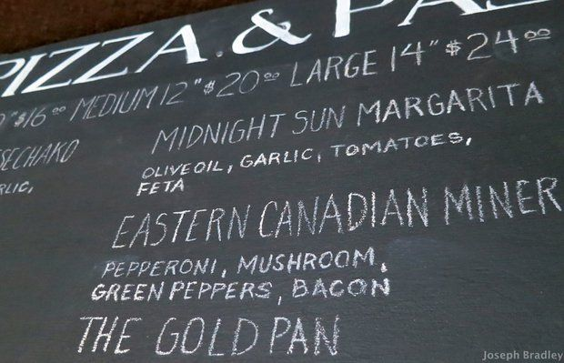 Pan of Gold in Dawson City is making a name for itself and its subs, pastas, and pizzas.