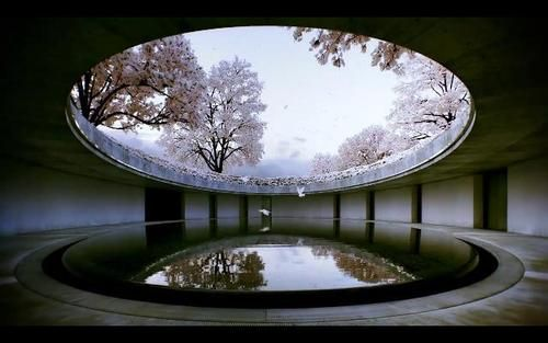 Naoshima Contemporary Art Museum by Tadao Ando