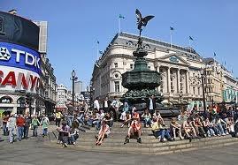 Piccadilly Circus - London (UK)