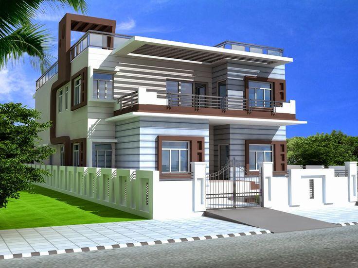 Modern duplex house designs indiaBest 10  Duplex house design ideas on Pinterest   Duplex house  . Home Design India. Home Design Ideas