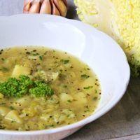 Recept : Rychlá kapustová česnečka | ReceptyOnLine.cz - kuchařka, recepty a inspirace