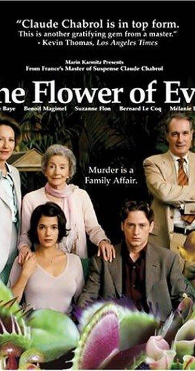 Directed by Claude Chabrol.  With Nathalie Baye, Benoît Magimel, Suzanne Flon, Mélanie Doutey. Three generations of a wealthy Bordeaux family are caught in the crossfire when Anne decides to run for mayor, thanks to a political pamphlet that revives an old murder scandal.