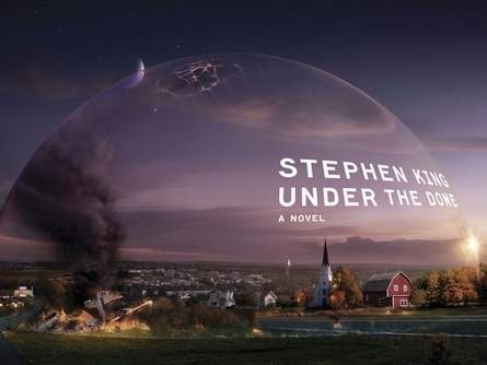 Possibly the first instance where I hated a SK book, only instance of that actually, and am looking more forward to the TV series. We'll see how it goes...{Stephen King TV series 'Under the Dome' to film here | StarNewsOnline.com}