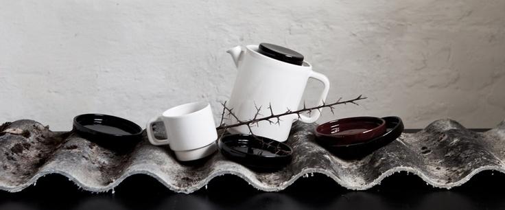 Kaffekanna, design Kristina Stark.