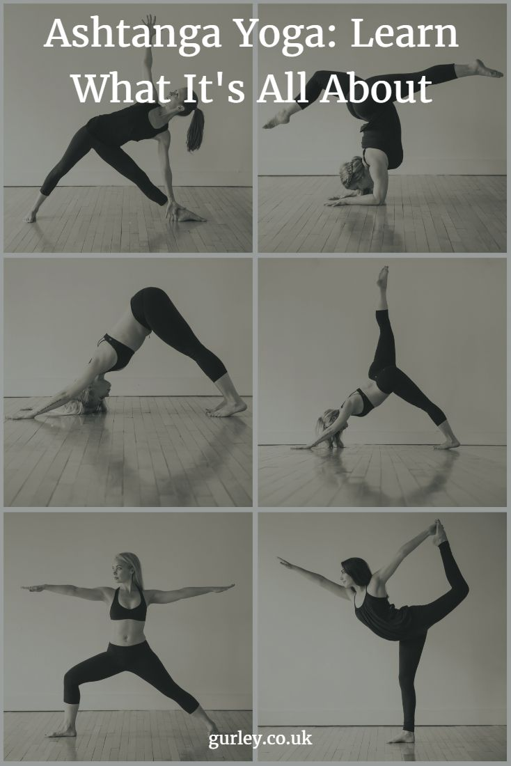 Ashtanga Yoga: Learn What It's All About