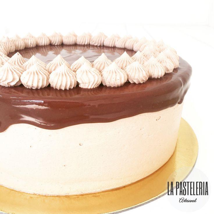 Marble Cake chocolate y vainilla