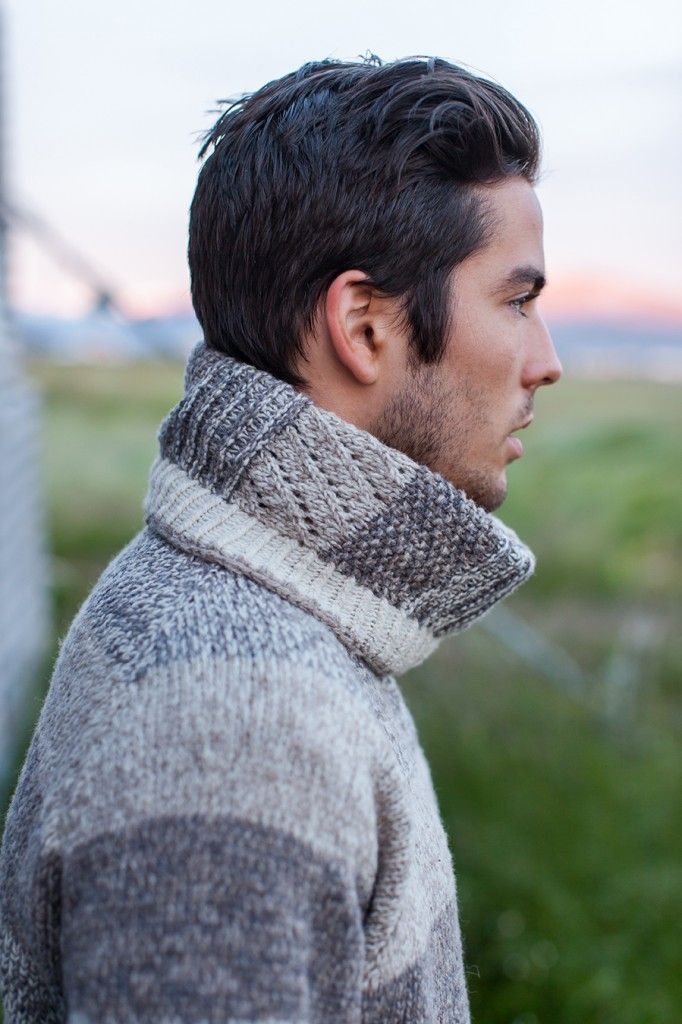 17 Best Images About Knit For Men On Pinterest Cable