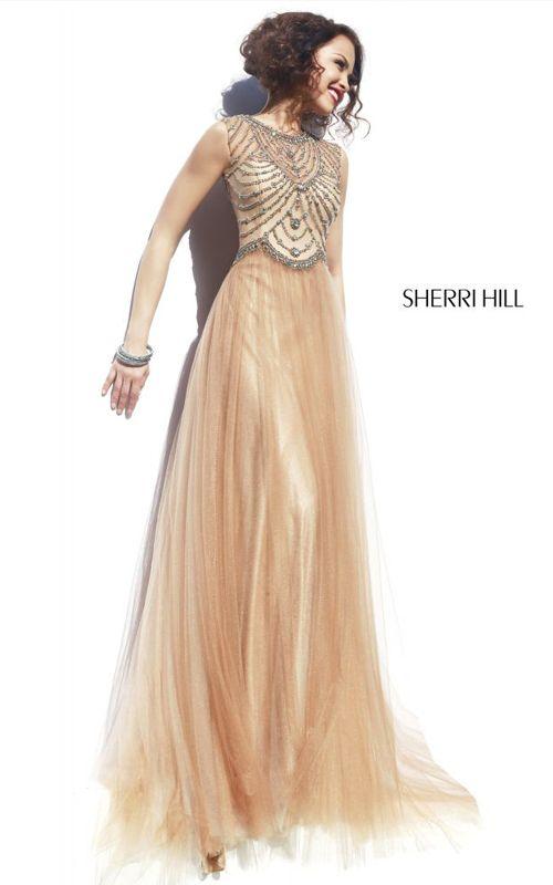 61 besten Sherri Hill Long Prom Dresses Bilder auf Pinterest | 2015 ...