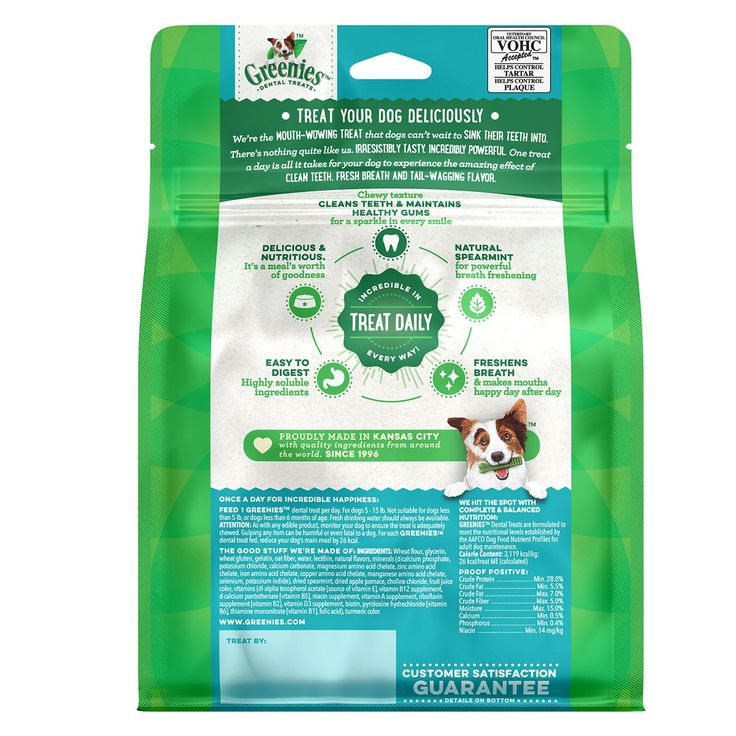Greenies For Puppies Reviews References