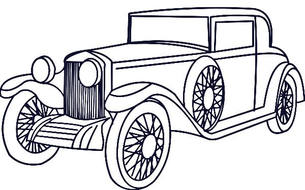 Printable Antique Cars Coloring Pages Free Coloring Sheets Cars Coloring Pages Antique Cars Classic Cars