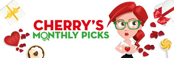 Products made with love -  Cherry's Monthly picks
