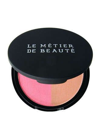 Blushing Bronzed Duet by Le Metier de Beaute at Neiman Marcus.