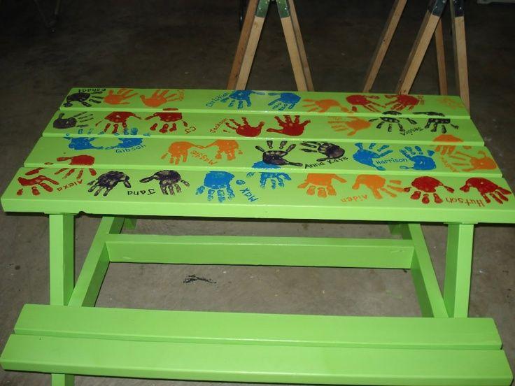 School auction class art project.... | Idle Hands