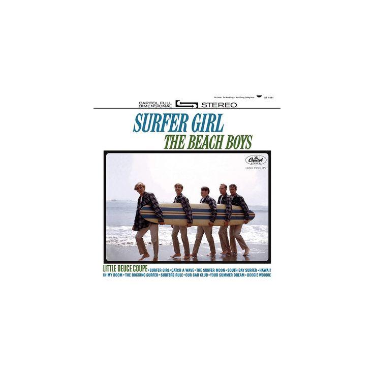 Beach Boys - Surfer Girl (Vinyl)
