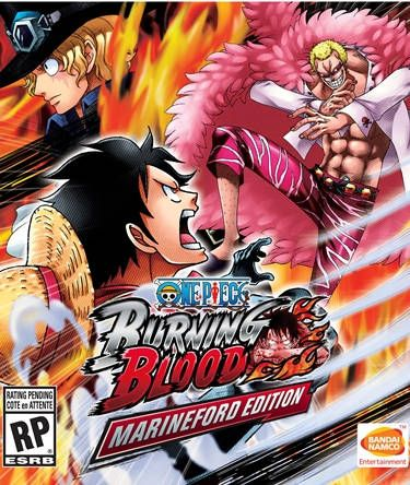 Juegos para Adultos: One Piece Burning Blood PC Full Español
