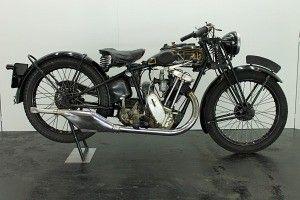 AJS Model 33-B6 1933 350cc 1 cyl ohv