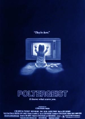 The Most Terrifying Ghost Movies of All Time: Poltergeist (1982)