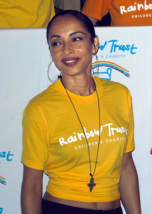 The beautiful and talented Sade Adu. Read about the life and times of this musical powerhouse here: http://zodml.org/lg9a #nigeria #music