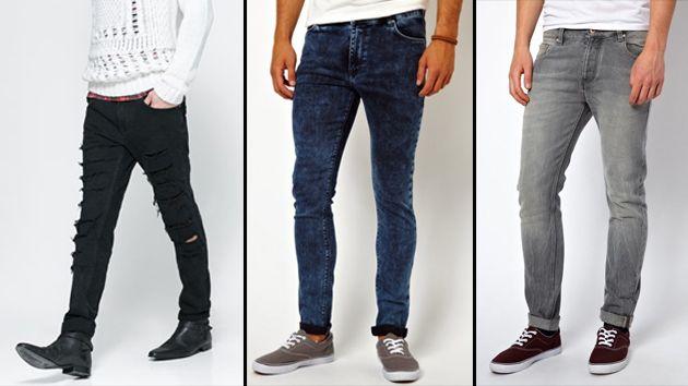 lo puedes utilizar en una reunion  informal  Jeans Para caballero, color, tono oscuro y claro, estilo rasgado, descomplicado y formal, talla 28-38 precio 80.000 $