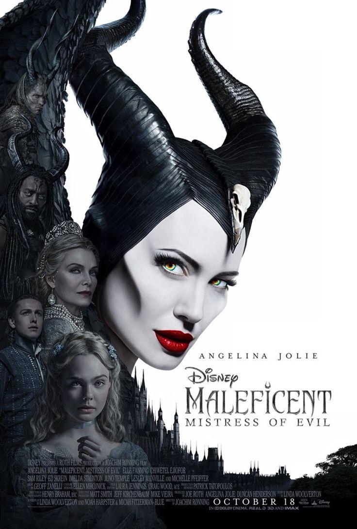 Maleficent Movie Poster 12x18 Watch maleficent